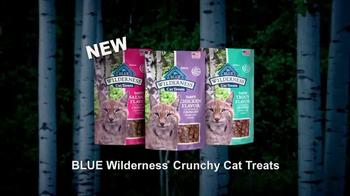 Blue Buffalo BLUE Wilderness Cat Food TV Spot, 'Lynx Hunger: Treats' - Thumbnail 8