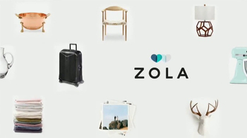 Zola TV Spot, 'All in One Place' - Thumbnail 3