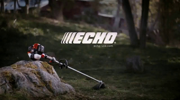 ECHO Trimmer TV Spot, 'Trimmer Speed vs. Combat Chopper' - Thumbnail 7