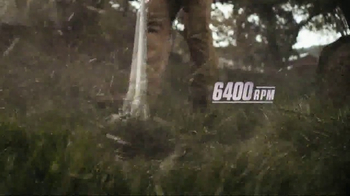 ECHO Trimmer TV Spot, 'Trimmer Speed vs. Combat Chopper' - Thumbnail 5