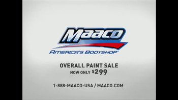 Maaco Overall Paint Sale TV Spot, 'Hail' - Thumbnail 7