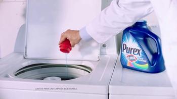 Purex Plus Clorox 2 TV Spot, 'La última prueba de manchas' [Spanish] - Thumbnail 7