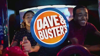 Dave and Buster's TV Spot, 'Pirate Games' - Thumbnail 1