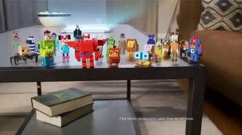 Disney Crossy Road Pixel Collectibles TV Spot, \'Celebrate\'