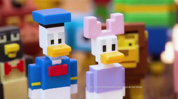 Disney Crossy Road Pixel Collectibles TV Spot, 'Celebrate' - Thumbnail 7