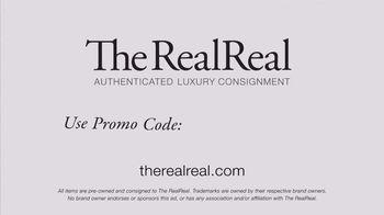 The RealReal TV Spot, 'Chanel, Louis Vuitton, Hermès' - Thumbnail 8