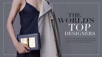 The RealReal TV Spot, 'Chanel, Louis Vuitton, Hermès' - Thumbnail 3
