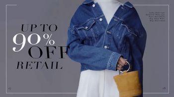 The RealReal TV Spot, 'Chanel, Louis Vuitton, Hermès' - Thumbnail 4