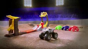 Hot Wheels TV Spot, 'Build, Crash and Destroy' - Thumbnail 7