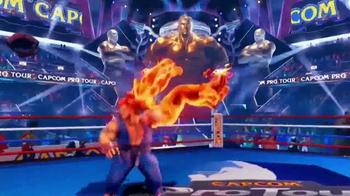 Capcom Pro Tour TV Spot, '2017 Street Fighter Pro Circuit' - Thumbnail 6
