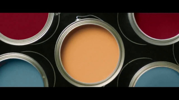 Benjamin Moore Aura Interior TV Spot, 'Smart Paint' - Thumbnail 8