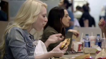 McDonald's Quarter Pounder Burgers TV Spot, 'Full of Flavor' - Thumbnail 8