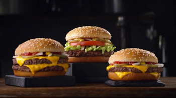 McDonald's Quarter Pounder Burgers TV Spot, 'Full of Flavor' - Thumbnail 9