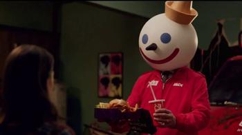 Jack in the Box Sriracha Curly Fry Burger TV Spot, 'Basement' [Spanish] - Thumbnail 5