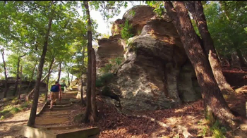 Arkansas Tourism TV Spot, 'Sugarloaf Mountain' Song by Bonnie Montgomery - Thumbnail 3