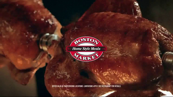 Boston Market Half Chicken Meal TV Spot, 'Farm Fresh' - Thumbnail 8