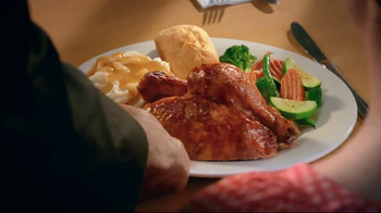 Boston Market Half Chicken Meal TV Spot, 'Farm Fresh' - Thumbnail 6