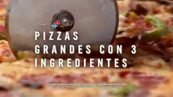 Domino's Weeklong Carryout TV Spot, 'Sin trampas, ni obstáculos' [Spanish] - Thumbnail 2