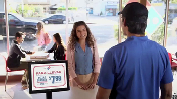 Domino's Weeklong Carryout TV Spot, 'Sin trampas, ni obstáculos' [Spanish] - Thumbnail 5