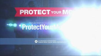 U.S. Department of Transportation TV Spot, 'Protect Your Move' - Thumbnail 10