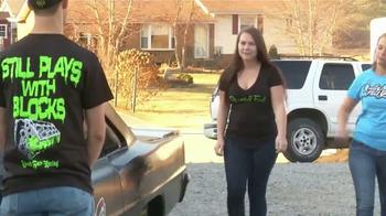 Stupid Fast Racing TV Spot, 'Nice Shirts' - Thumbnail 3