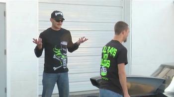 Stupid Fast Racing TV Spot, 'Nice Shirts' - Thumbnail 8