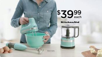 Kohl's Home Sale TV Spot, 'Kitchen Essentials' - Thumbnail 4