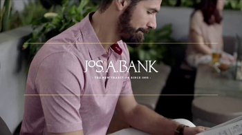 JoS. A. Bank TV Spot, 'Get a Fresh Take on Spring' - Thumbnail 2