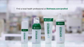 Biofreeze TV Spot, 'Now in Stores' - Thumbnail 9