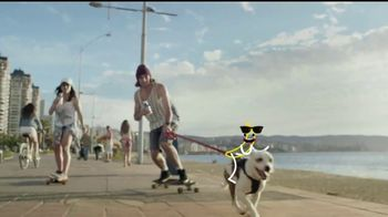 LALA Yogurt Smoothies TV Spot, 'Skateboard' [Spanish]