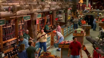 Bass Pro Shops Turkey Hunting Event and Sale TV Spot, 'Binoculars' - Thumbnail 1