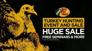 Bass Pro Shops Turkey Hunting Event and Sale TV Spot, 'Binoculars' - Thumbnail 4