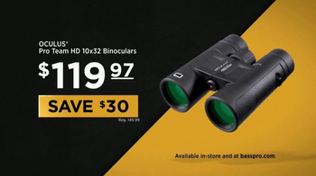 Bass Pro Shops Turkey Hunting Event and Sale TV Spot, 'Binoculars' - Thumbnail 5