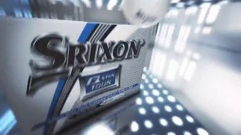 Srixon Q-Star Tour TV Spot, 'Moderate Swing Speeds' - Thumbnail 7