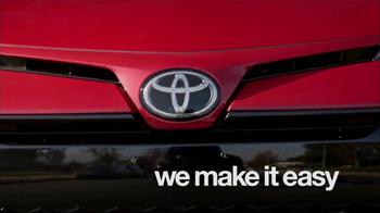 Toyota Leading the Way Sales Event TV Spot, 'Best Resale Value' [T2] - Thumbnail 6