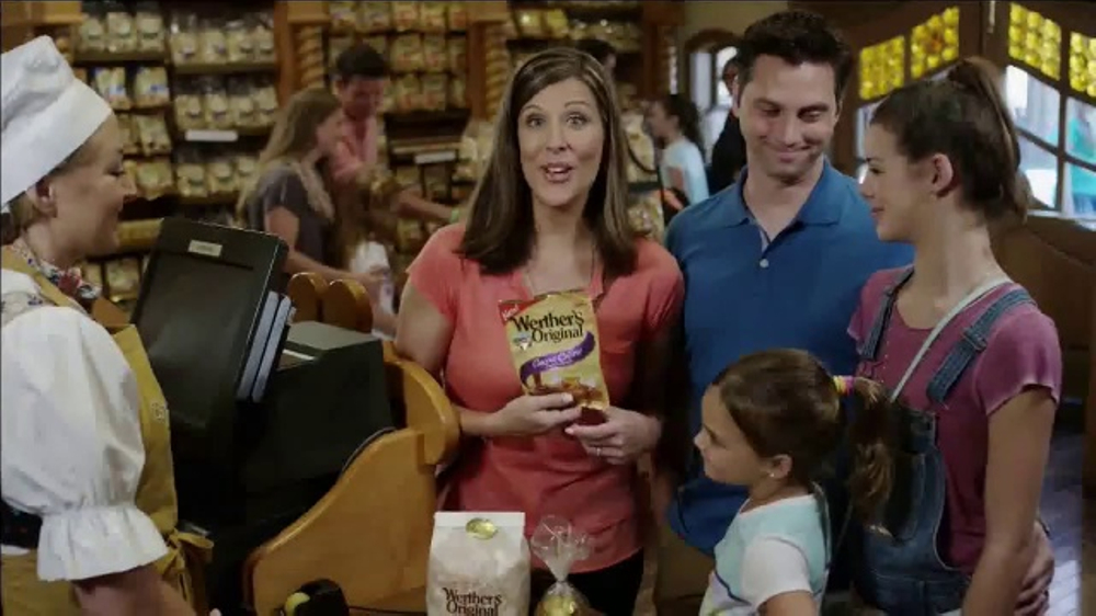 Werther's Original Cocoa Cr??me Soft Caramels TV Commercial, 'Ion Television: Fun'