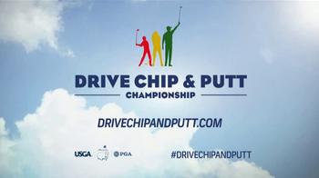 2018 Drive, Chip & Putt Championship TV Spot, 'Play Time' - Thumbnail 6