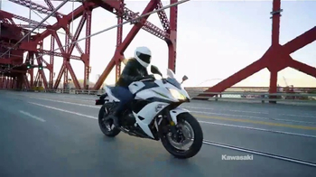 Kawasaki The Good Times Sales Event TV Spot, 'Pure and Simple' - Thumbnail 5