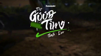 Kawasaki The Good Times Sales Event TV Spot, 'Pure and Simple' - Thumbnail 6