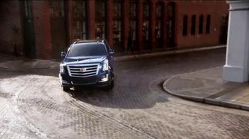 2017 Cadillac Escalade TV Spot, 'Perfect Fit: Financing' [T2] - Thumbnail 1