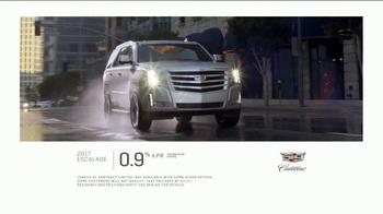 2017 Cadillac Escalade TV Spot, 'Perfect Fit: Financing' [T2] - Thumbnail 6