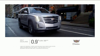 2017 Cadillac Escalade TV Spot, 'Perfect Fit: Financing' [T2] - Thumbnail 7