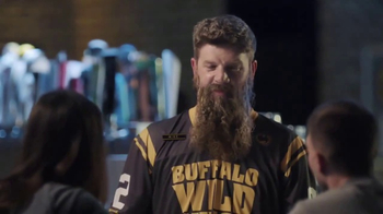Buffalo Wild Wings TV Spot, 'Rally Beard' - Thumbnail 5