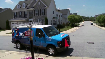 ARS Rescue Rooter Drain Cleaning Service TV Spot, 'Clogged Drains Special' - Thumbnail 1
