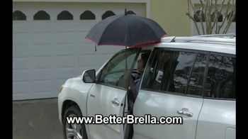 Better Brella TV Spot, 'Keeps You Dry' - Thumbnail 4