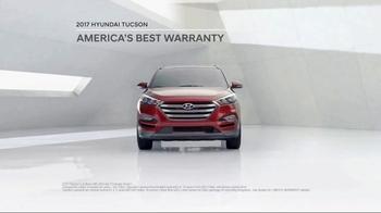 2017 Hyundai Tucson TV Spot, 'America's Best Warranty' [T2] - Thumbnail 3