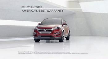 2017 Hyundai Tucson TV Spot, 'America's Best Warranty' [T2] - Thumbnail 4