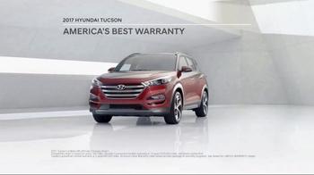2017 Hyundai Tucson TV Spot, 'America's Best Warranty' [T2] - Thumbnail 5