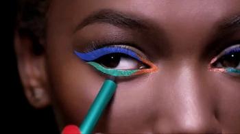 Maybelline Lasting Drama Waterproof Gel Pencil TV Spot, 'Ultra Smooth' - Thumbnail 5