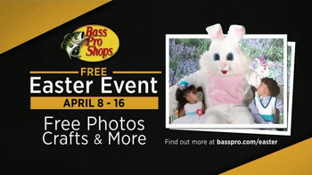 Bass Pro Shops TV Spot, 'Caps, Reels and Easter' - Thumbnail 4